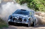 Hyundai arbeitet am Feinschliff für sein WRC-Rallyeauto