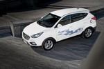 Hyundai ix35 FCEV: Rückenwind für Wasserdampf