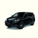 Honda setzt beim CR-V auf Schwarz