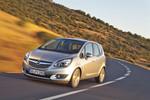 Opel überarbeitet Meriva