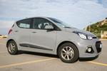 Hyundai i10 legt hohes Tempo vor