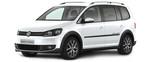 VW Cross Touran kommt mit weißer Weste