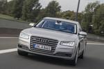 Pressepräsentation Audi A8: Vorsprung verspielt