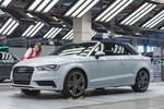 In Ungarn geht das Audi A3 Cabriolet an den Start