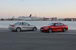 Serienanlauf des BMW 2er Coupé