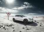 Mercedes-Benz GLA startet auch als Edition 1