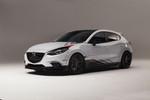 Sema 2013: Mazda fährt vier Konzepte auf