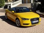 Pressepräsentation Audi A3 Cabriolet: Frühes Frühlingserwachen