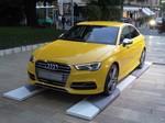 Pressepräsentation Audi S3: Lust auf Leistung