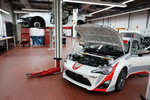 Toyota schickt den GT86 auf die Rallyepiste