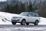 Pressepräsentation Land Rover 2014: Führungsrolle