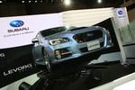 Tokyo 2013: Subarus neuer Sports Tourer