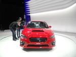 Los Angeles 2013: Die Zukunft des Subaru Legacy und des WRX