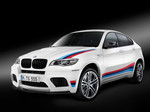 100 Mal Streifen: Die BMW X6 M-Design-Edition