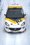 Attraktives Programm im ADAC Opel Rallye Cup 2014