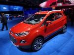 Ford Ecosport: Nächste Woche mehr…