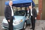 Ford stiftet Focus Electric an Hochschule