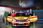 Drei Mini für Münchener Polizei und Rettungskräfte