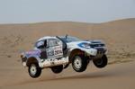Dakar 2014: Ford setzt auf zwei Ranger und erfahrene Piloten