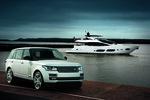 """Range Rover LWB hat auf der """"Boot"""" Deutschland-Premiere"""