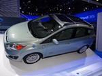 CES 2014: Ford C-Max tankt Sonne