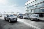Volkswagen steigert Nutzfahrzeug-Absatz