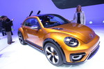 "Detroit 2014: VW Beetle Dune kommt in ""Arizona"" daher"