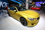 Detroit 2014: BMW 3er und 4er mit 431 PS