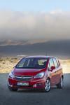 Aufgefrischter Opel Meriva debütiert in Brüssel