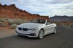 Pressepräsentation BMW 4er Cabrio: Die Münchner stehen zum Blech
