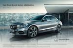 Kampagne zur Markteinführung der Mercedes-Benz C-Klasse gestartet