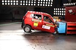 Global NCAP in Indien: Suzuki Maruti Alto.