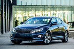 """Plus X Award"" für den Kia Optima Hybrid"