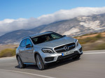 Mercedes-Benz GLA 45 AMG in Kürze: Lecker