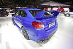 Subaru WRX STI lässt's wieder krachen