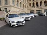 Mercedes-Benz C-Klasse und E-Klasse als Taxi erhältlich