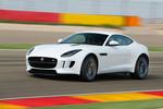 Fahrbericht Jaguar F-Type Coupé: Zwischen Bond und Boulevard