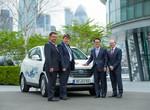 Hyundai liefert 75 Brennstoffzellenautos