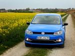 Pressepräsentation Volkswagen Polo: Was heißt hier klein?