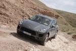 Fahrbericht Porsche Macan S: Mit dem