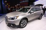 New York 2014: Mit Subaru zum neuen Outback