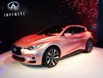 Peking 2014: Infiniti zeigt Q30 Concept