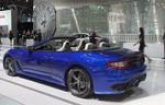 Maserati-Sondermodell zum 100. Geburtstag