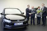 Volkswagen liefert ersten neuen Polo aus