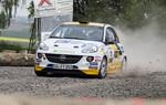 Dritter Doppelsieg für den Opel Adam R2