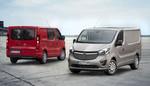 Birmingham: Premiere für Opel Vivaro und verbesserten Movano