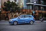 Mercedes-Benz B-Klasse Electric Drive: In Stille genießen