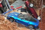 Exklusiv: Acht Corvette aus dem Untergrund