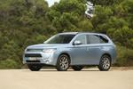40 000 Mitsubishi Plug-in Hybrid Outlander in Europa