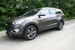 Kurzpräsentation Hyundai Grand Santa Fe: Nach groß kommt größer